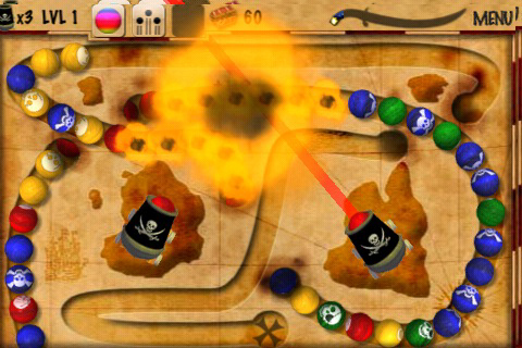Screenshot Blackbeard's Assault Lite