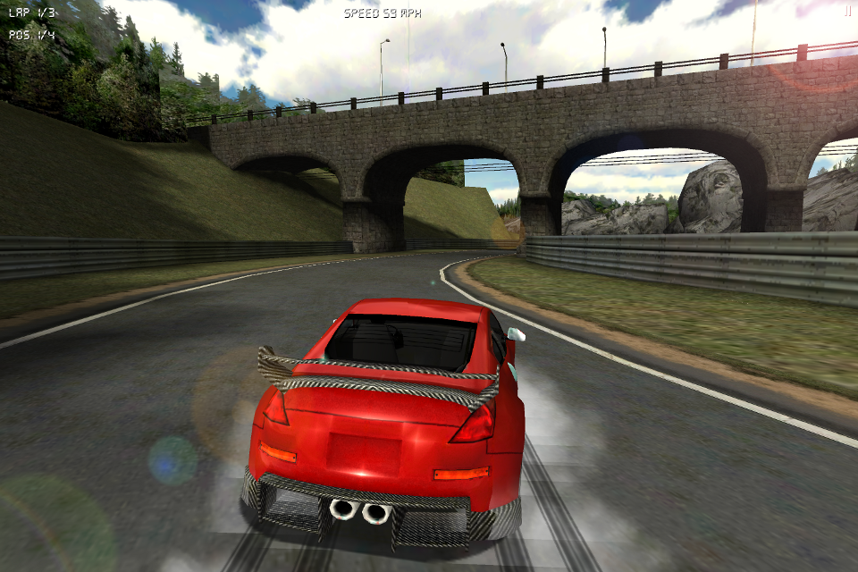 Screenshot Legal Speed Racing